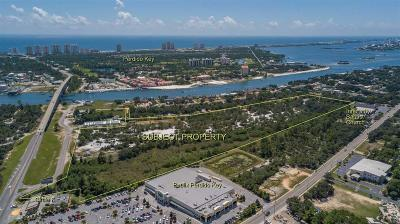 Escambia County, Santa Rosa County Residential Lots & Land For Sale: 13450 Perdido Key Dr