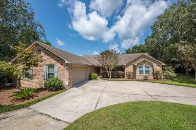 Pace Single Family Home For Sale: 3318 Gleneagles Dr