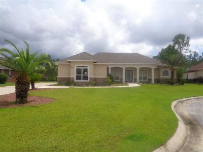 Pensacola Single Family Home For Sale: 2012 Crown Pointe Blvd