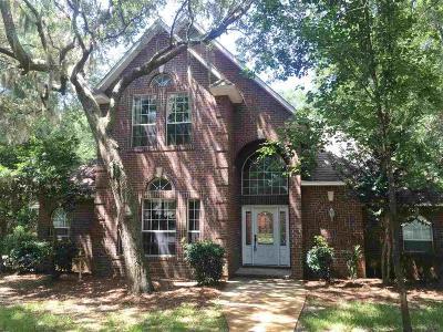 Pensacola Single Family Home For Sale: 9523 Lorikeet Ln