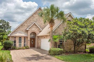 Pensacola Single Family Home For Sale: 3321 Marcus Pointe Blvd