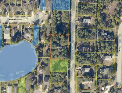 Gulf Breeze Residential Lots & Land For Sale: 5570 Charter Cir