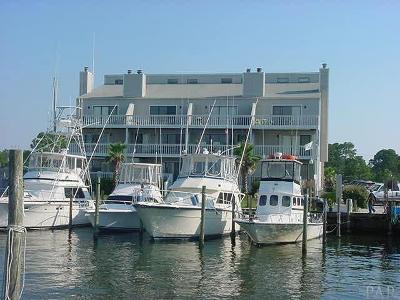 Perdido Key Condo/Townhouse For Sale: 13690 River Rd #304