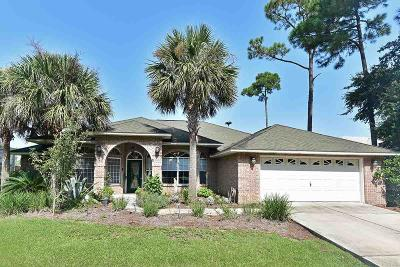 Pensacola, Pensacola Beach, Perdido, Perdido Key, Bagdad, Gulf Breeze, Milton, Munson, Navarre, Navarre Beach, Pace Single Family Home For Sale: 5430 North Shore Rd