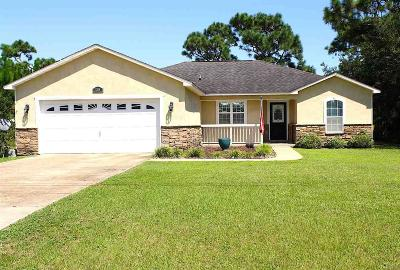 Gulf Breeze Single Family Home For Sale: 1364 Central Pkwy