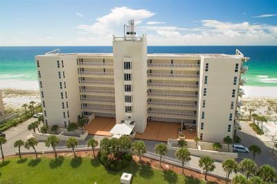 Pensacola Beach Condo/Townhouse For Sale: 999 Ft Pickens Rd #201