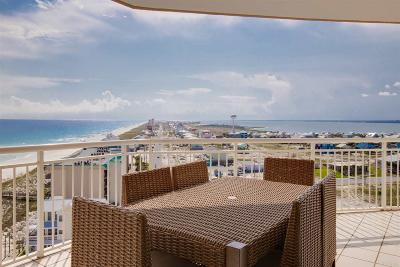 Navarre Beach Condo/Townhouse For Sale: 8269 Gulf Blvd #1004