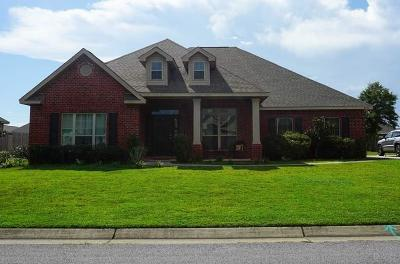 Pace Single Family Home For Sale: 4733 Haggerty Ln