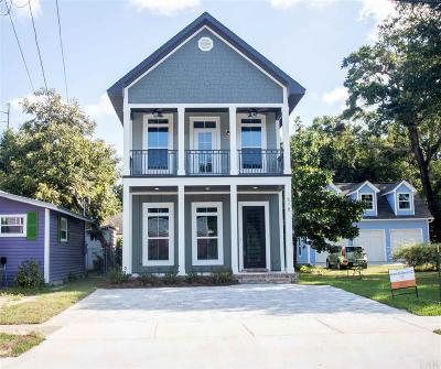 Pensacola Single Family Home For Sale: N 518 Coyle St