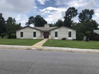 Pensacola Single Family Home For Sale: 2165 Semur Rd