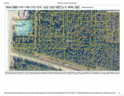 Milton Residential Lots & Land For Sale: Blk 398 Lot 9 34th St #BLK 398