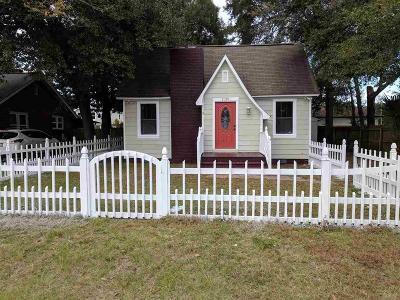Pensacola Single Family Home For Sale: E 1120 Bobe St