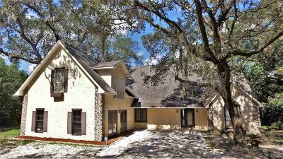Gulf Breeze Single Family Home For Sale: 4500 Hickory Shores Blvd