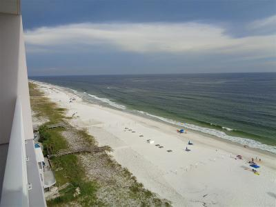 Pensacola Condo/Townhouse For Sale: 14511 Perdido Key Dr #1106