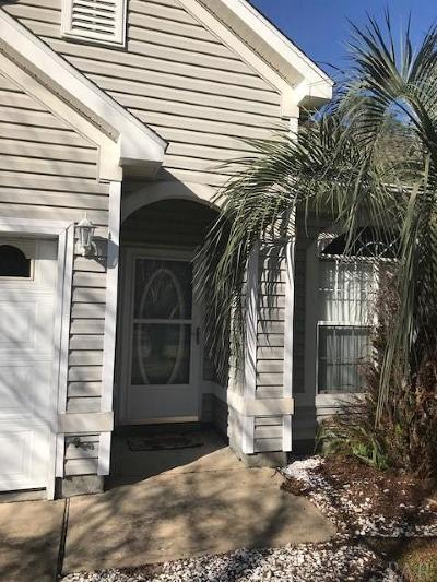 Gulf Breeze Rental For Rent: 1457 Tiger Lake Dr
