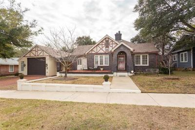 Pensacola Single Family Home For Sale: E 1715 Gonzales St