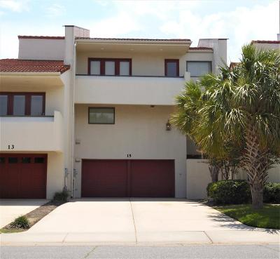 Pensacola FL Condo/Townhouse For Sale: $499,900