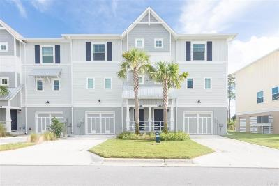 Pensacola Condo/Townhouse For Sale: 14481 Salt Meadow Dr