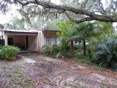 Pensacola Single Family Home For Sale: 619 Edgewater Dr