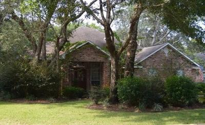 Pensacola Single Family Home For Sale: 10137 Bittern Dr