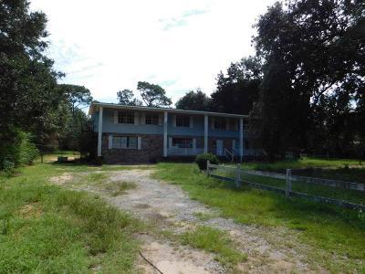 Pensacola Single Family Home For Sale: 7660 Kipling St