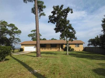 Pensacola Rental For Rent: 14750 Innerarity Pt Rd