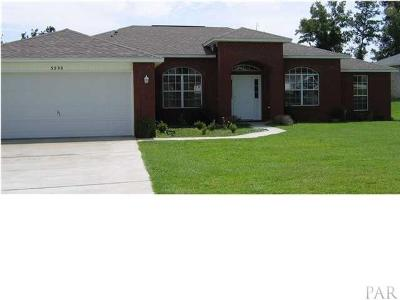 Cantonment Rental For Rent: 3230 Shallow Branch St