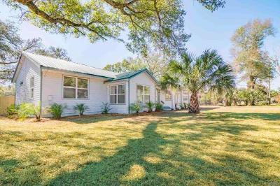 Pensacola FL Single Family Home For Sale: $324,000