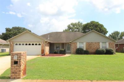 Pensacola FL Single Family Home For Sale: $255,000