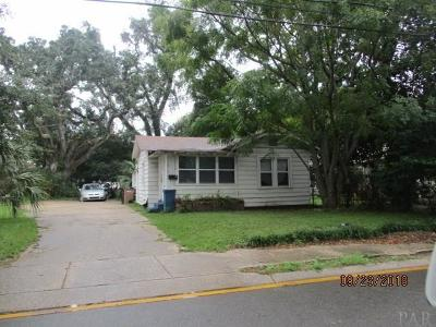 Pensacola FL Multi Family Home For Sale: $179,900