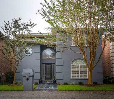 Pensacola Single Family Home For Sale: 3342 Chantarene Dr