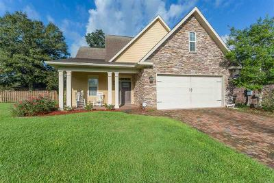 Pensacola Single Family Home For Sale: 9823 Monet Way