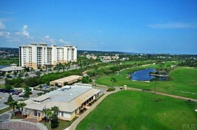 Pensacola Condo/Townhouse For Sale: 608 Lost Key Dr #204C