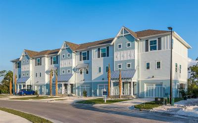 Pensacola Condo/Townhouse For Sale: 14201 Beach Heather Ct