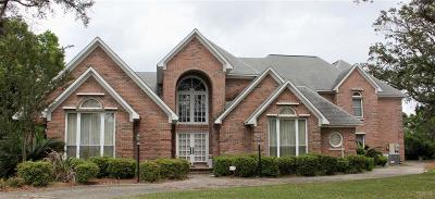 Pensacola Single Family Home For Sale: 4818 Rosemont Pl
