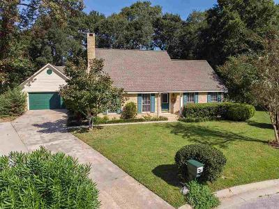 Pensacola Single Family Home For Sale: 9149 Woodrun Cir