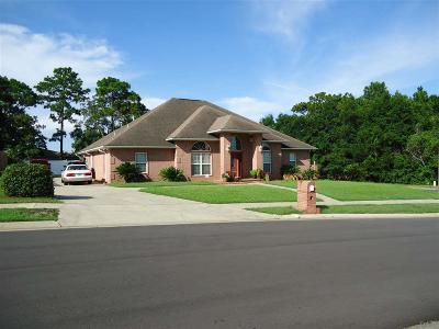 Pensacola Single Family Home For Sale: 5900 Osprey Pl