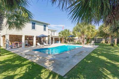 Pensacola Beach Single Family Home For Sale: 1310 Panferio Dr