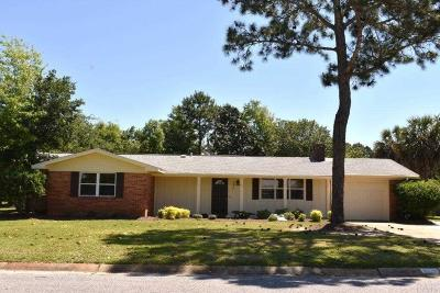 Pensacola FL Single Family Home For Sale: $218,000