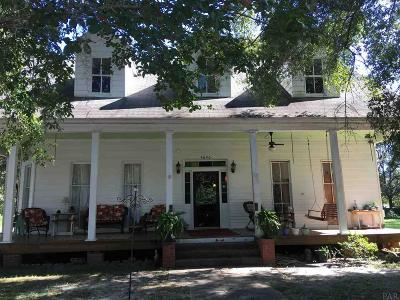 Bagdad Single Family Home For Sale: 4606 Forsyth St