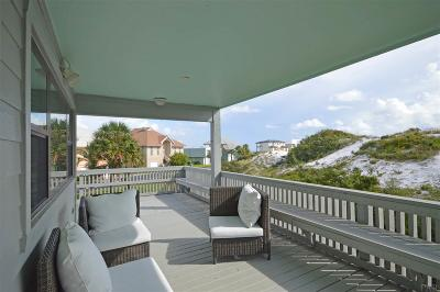 Pensacola Beach Single Family Home For Sale: 8 Sugar Bowl Ln