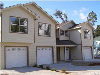 Milton Multi Family Home For Sale: 6248 Hamilton Bridge Rd