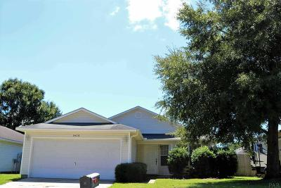 Pace FL Single Family Home For Sale: $149,900