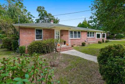 Pensacola Single Family Home For Sale: 2950 Magnolia Ave