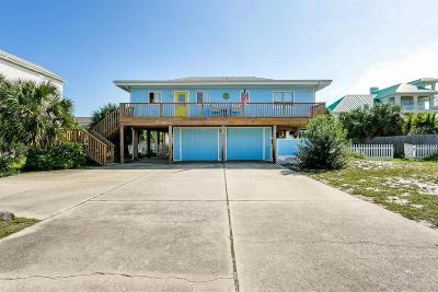 Pensacola Beach Single Family Home For Sale: 1204 Via Deluna Dr