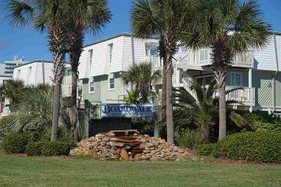 Pensacola Beach Condo/Townhouse For Sale: 1100 Ft Pickens Rd #C-14