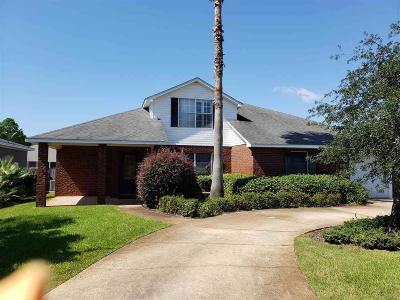 Gulf Breeze Single Family Home For Sale: 1643 Kauai Ct