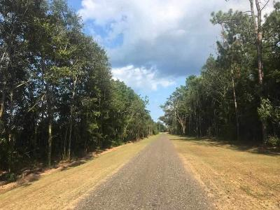 Pace Residential Lots & Land For Sale: 8191b Chumuckla Hwy #LOT #B