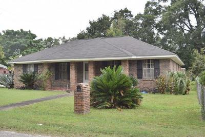 Pensacola Single Family Home For Sale: W 2324 Avery St