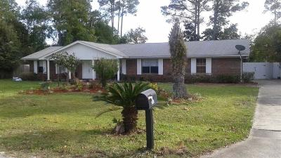 Gulf Breeze Single Family Home For Sale: 2933 Browder St